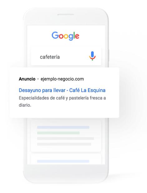 Google Ads Ejemplo