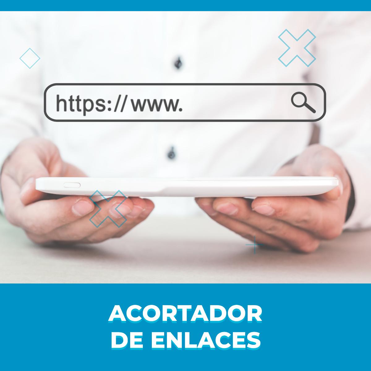 Acortador de links URL